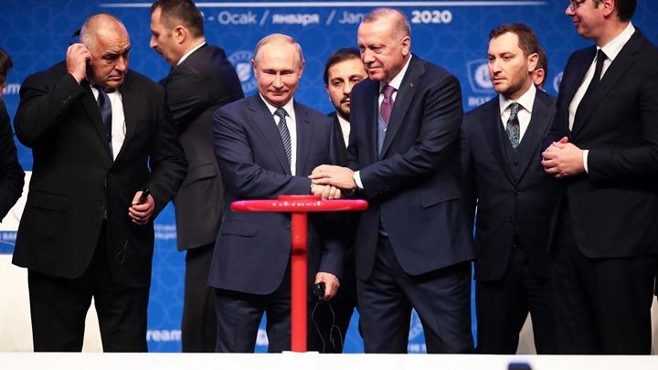 Η λειτουργία του TurkStream ως νέα κίνηση στην ενεργειακή σκακιέρα