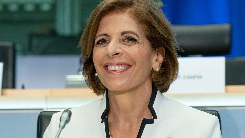 Η Στέλλα Κυριακίδου